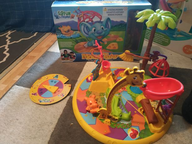 Zabawka - gra Pułapka na Myszy - Mouse Trap