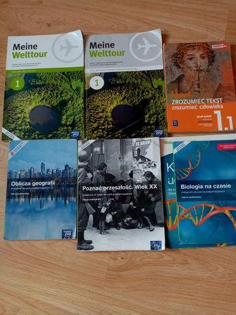 Książki 1 klasa Lo/Tech