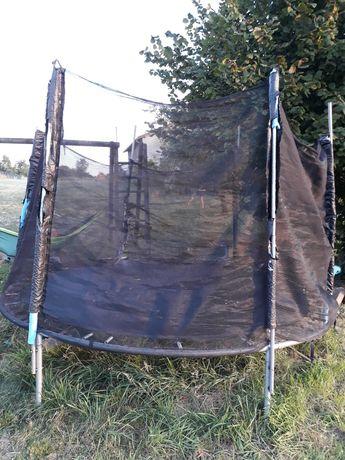 Trampolina ogrodowa 270cm / 300cm z siatką