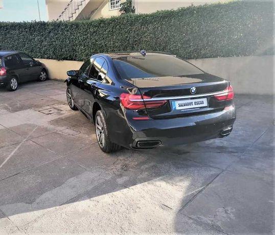 BMW 725D PACK M Aut.