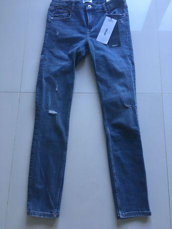 Spodnie Zara roz.38