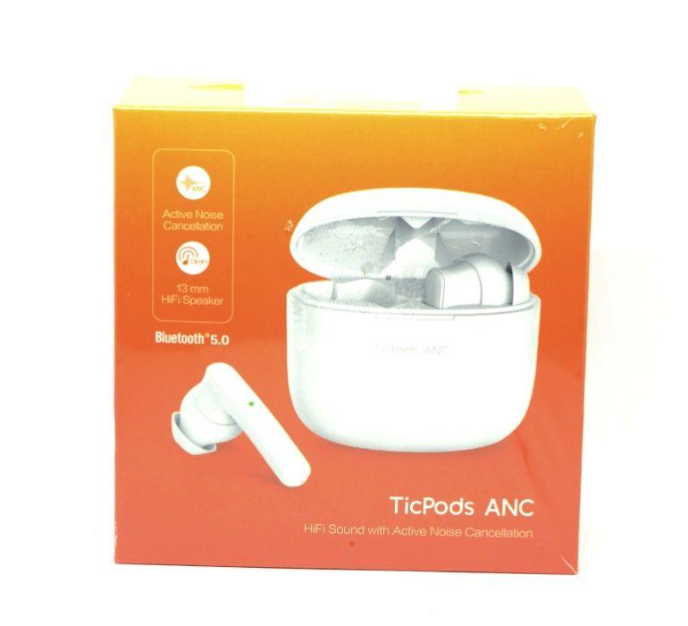 Słuchawki bezprzewodowe TWS bluetooth Mobvoi TicPods ANC