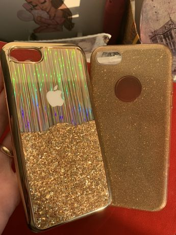 Чехлы для IPhone 7-4 шт
