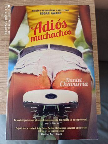 """Książka """"Adios muchachos"""" Edgar Award"""