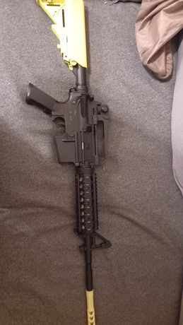 M4A1 full metal P&J Airsoft