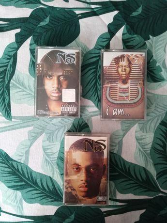 Kasety hip hop Nas