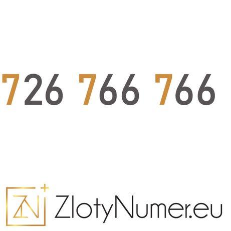 Złoty Numer 726_766_766