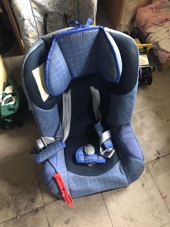 Fotelik dla dziecka samochodowy