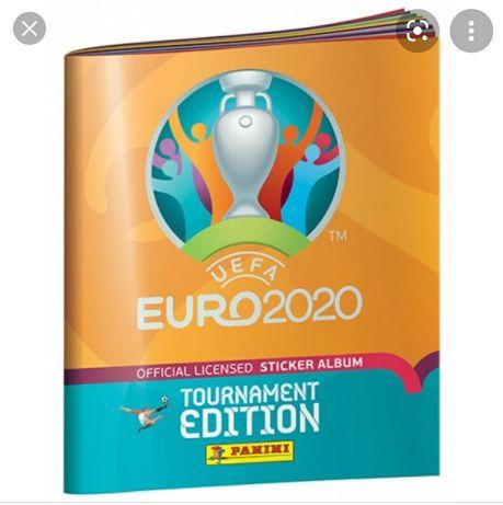 Cromos euro 2020 tournament