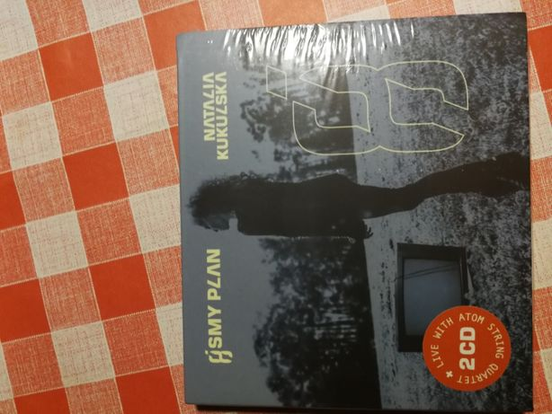 Płyta CD - Natalia Kukulska - Ósmy Plan