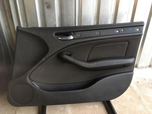 BMW E46 boczki drzwi sedan/kombi czarne