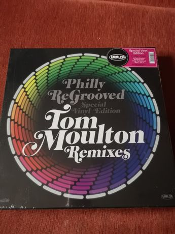 Tom moulton Philly ReGrooved Remixes 8 x winyl promocja