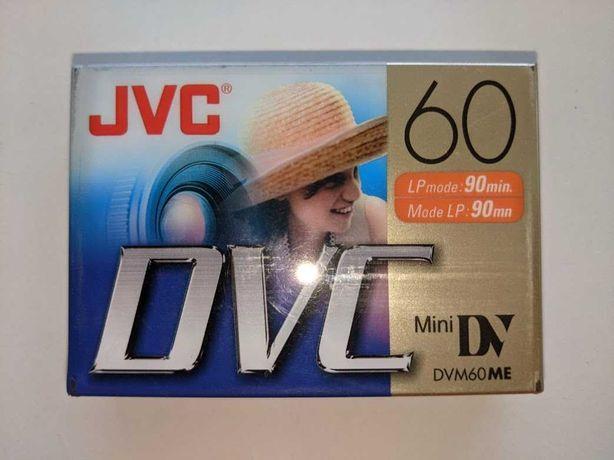 Видео кассета JVC 60ME 90 мин для видеокамер