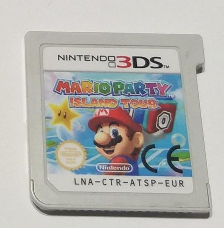 Jogos Nintendo 3DS
