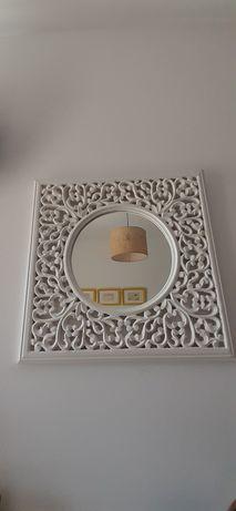 Espelho branco Zara Home