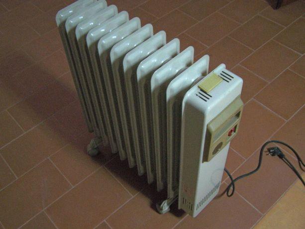 Aquecedor a óleo - aquecimento inverno frio 2500W POUCO USO