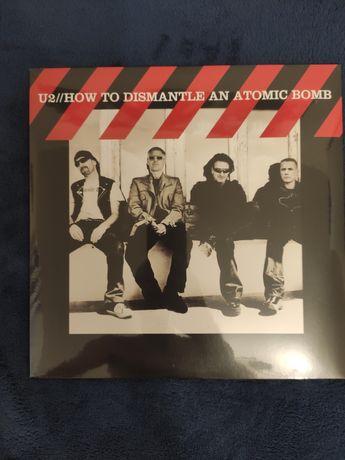 U2 - How To Dismantle An Atomic Bomb LP NOWA! w folii