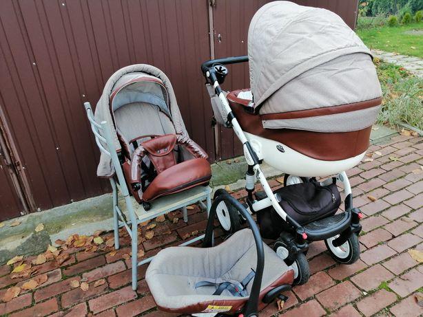 Wózek baby Merc faster style 3 w 1