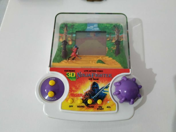 Ninja Fighter da Tiger Eletronics