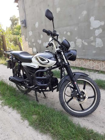 Продам мотоцикл. Forte 125.