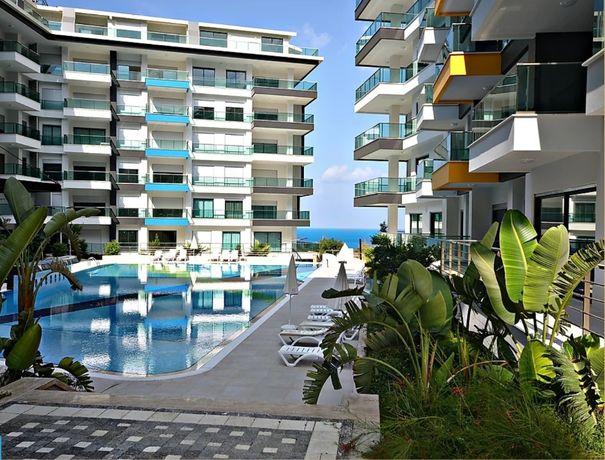 Апартаменты в люкс комплексе, г. Аланья, Турция
