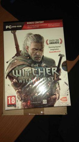 The Witcher 3: Wild Hunt - Edição Física PC