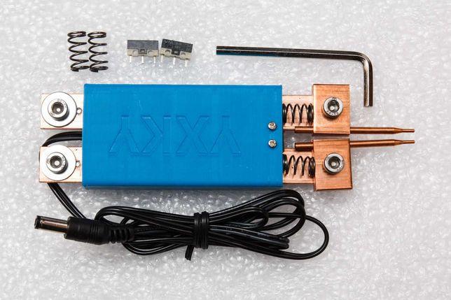 Держатель электродов точечной сварки
