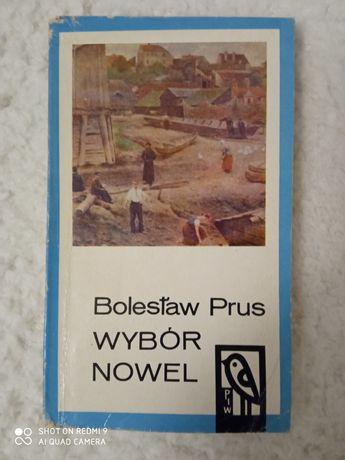 Wybór nowel. Bolesław Prus