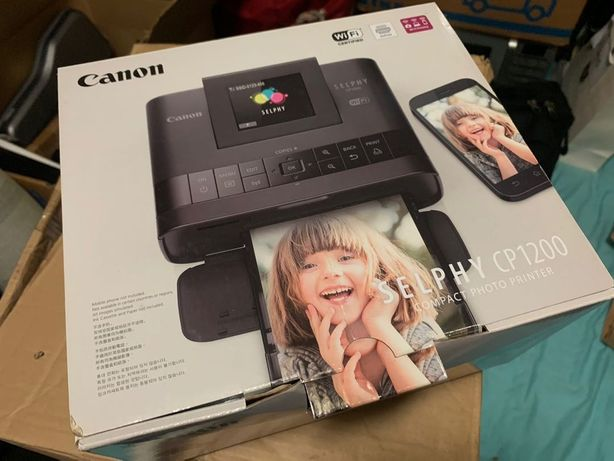 Canon cp1200 Selphy