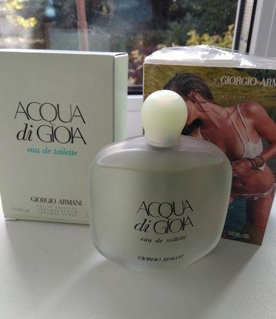 Парфюм Acqua di Gioia от Giorgio Armani 100 мл женский туалетная вода