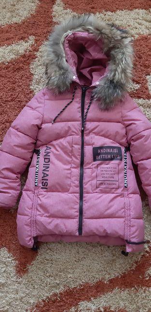 Зимняя куртка, р.134