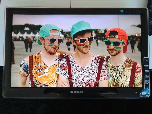 Televisão LCD Samsung Syncmaster 23'' Full HD + Comando + Cabo HDMI