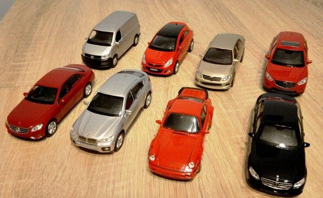 Samochodziki auta Welly samochody modele