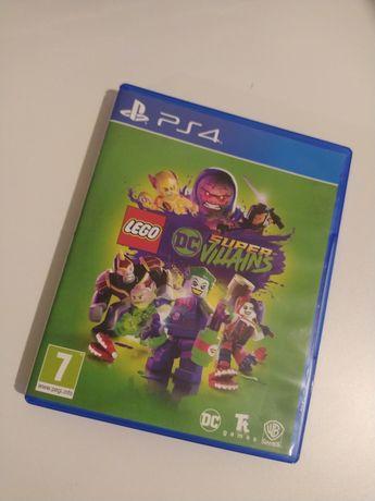 Lego Dc super villains PL gra ps4 PlayStation 4 sprzedam lub zamienie