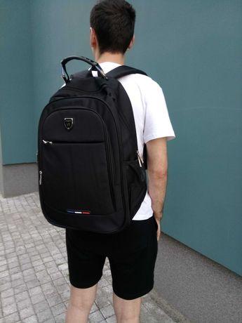 Большой крепкий рюкзак для школы города Хорошее качество