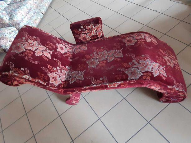 Szezlong tkanina