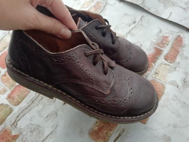 Туфли оксфорды крутые