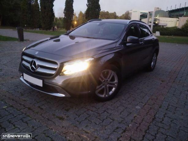 Mercedes-Benz GLA 180 d Urban
