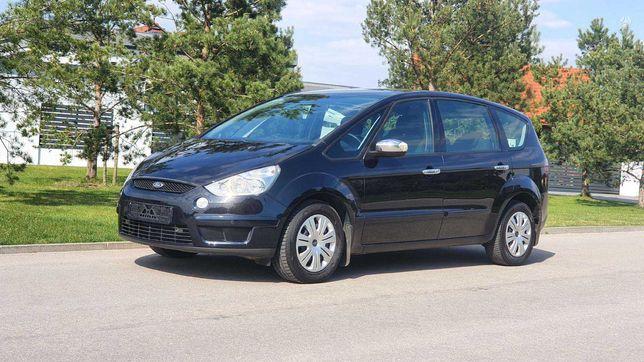 Ford S-MAX, 1.8 l., Минивэн,2008 год