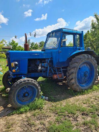 Срочно!!! продам Трактор МТЗ-80