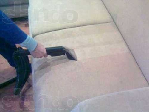 Химчистка мягкой мебели, ковролина.