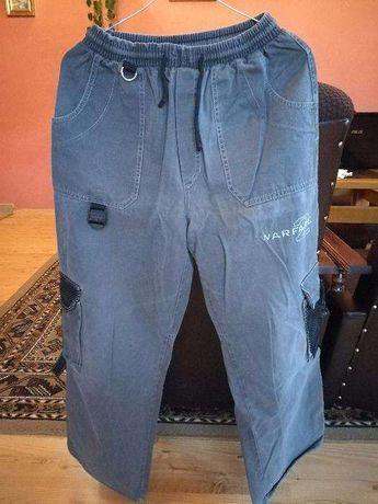 Spodnie chłopięce bojówki 152 cm