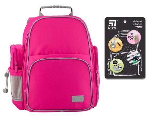 Рюкзак школьный Kite Education K19-720S-1 Smart для девочки в 1класс