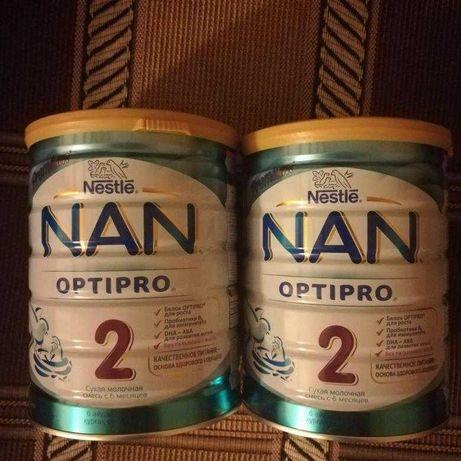 Смесь Nan 2