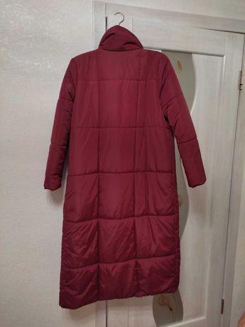 Женский пуховик одеяло