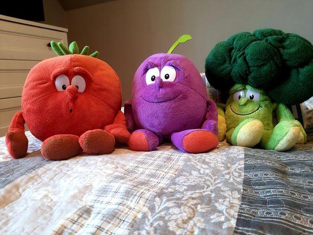Przytulanki warzywa