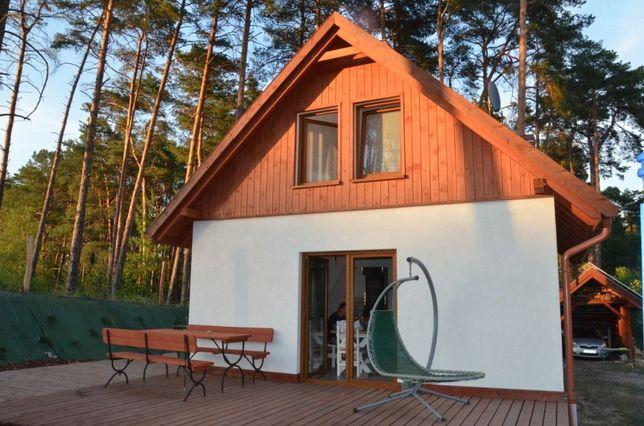 Nowy domek nad jeziorem - woj. lubuskie