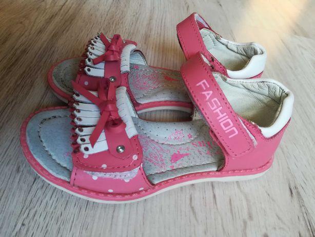 Sandałki dziewczynka