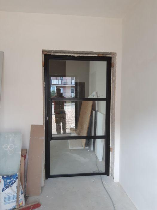 Loft metalowe drzwi balustrady Olsztyn - image 1