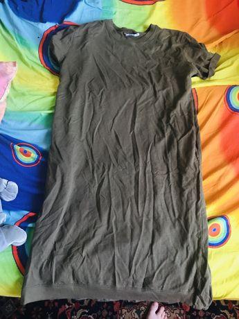 Платье длинное Pull Bear